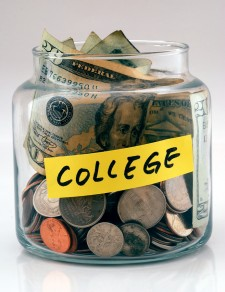 College Savings in a Jar