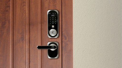ELECPRO Releases US:E Smart Lock: World's First Facial Recognition Lock With Built-In Camera
