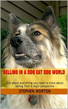 Selling in a dog eat dog world