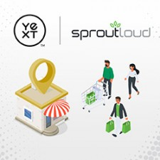 SproutLoud Announces Collaboration with Yext
