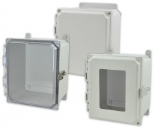 Allied Moulded's ULTRALINE® AMU1086 Series of Electrical Enclosures