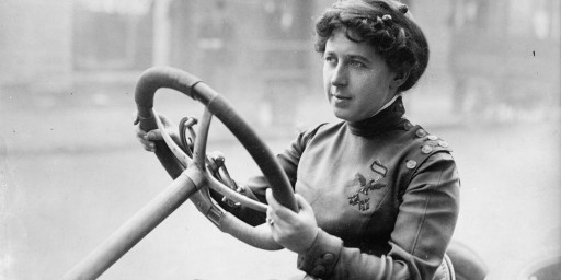 Celebrate National Women's History Month  With the National Automobile Museum