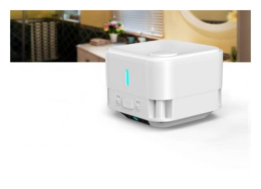 World's First Non-Touch Smart Sterilizer From Nomu