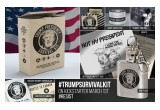 Products for the Trump Presidency Survival Kit Launch