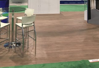 Nexflor Aircraft Flooring at NBAA