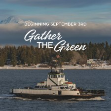 Gather the Green