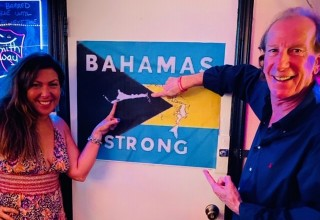 Because of major hurricane damage in the Bahamas, Revolution Dating matchmaking service in Palm Beach is contributing a portion of all new membership dues to the Bahama Love Foundation to help people severely affected by Hurricane Dorian