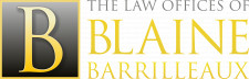 The Law Offices of Blaine Barrilleaux Logo