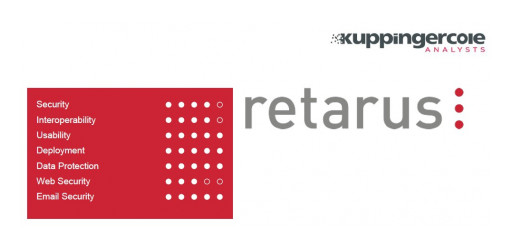 Retarus Secure Email Platform Again Awarded Top Rating by Market Analysts