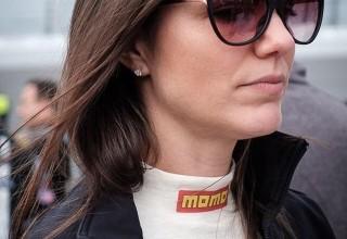 GEAR Racing team driver Katherine Legge