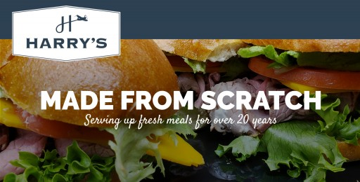 Harry's Scratch Kitchen to Serve First Responders and Their Families a Fresh, Farm-to-Table Meal on the House