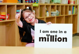 Essilor Vision Foundation - Khloe