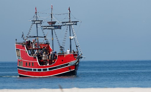Captain Memo's Pirate Cruise Named Finalist for Greater Tampa Chamber of Commerce Small Business Award