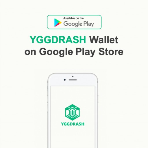 YGGDRASH WALLET Launched on Google Play Store