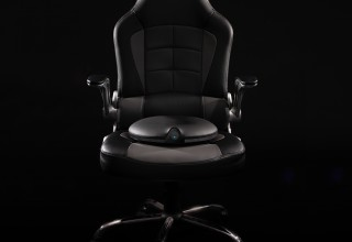 VRGO MINI on chair
