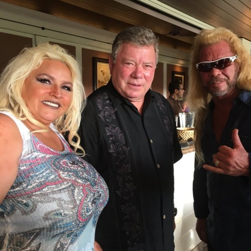 """Brian Evans Releases """"Here You Come Again"""" With Dog the Bounty Hunter and William Shatner"""