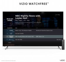 VIZIO WatchFree Service