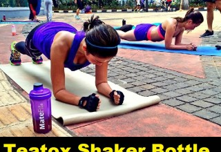 MateFit Teatox Bottle With exercise