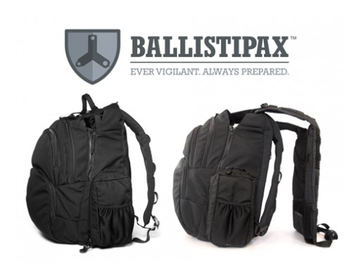 Ballistipax First Product Debuts at Las Vegas Shot Show 2019