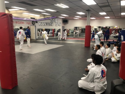 Stockbridge Tae Kwon Do Academy Gets More Than 16 Years Out of Set of Greatmats Martial Arts Mats
