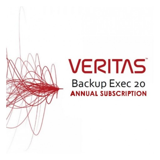 Genesis Technologies Inc. Announces the Immediate Availability of Veritas Backup Exec 20 Subscription Licenses