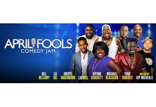April Fools Comedy Jam