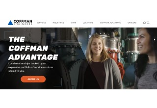 Coffman Engineers Launches New Website