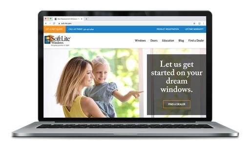 Soft-Lite Windows Launches New Website