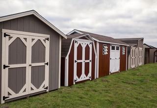 Crestwood Storage Barns