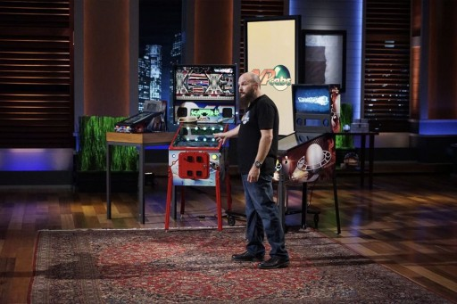 "Cincinnati Virtual Pinball Startup to Appear on ABC's ""Shark Tank"""