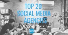 Top 20 Social Media Marketing Agencies January 2019