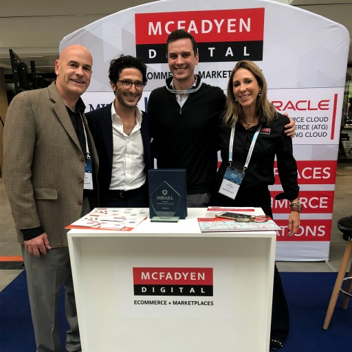 McFadyen Digital Named 2018 'SI of the Year' at the Marketplace & Platform Summit by Mirakl