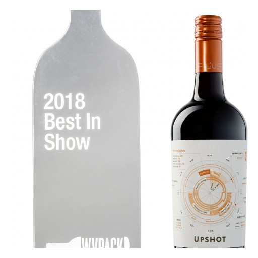 Upshot by Rodney Strong Wins Best of Show in Packaging Contest