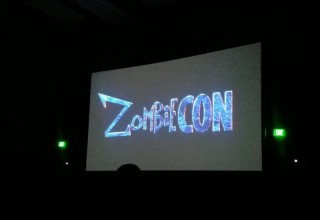 The 'ZombieCON' Screening Begins