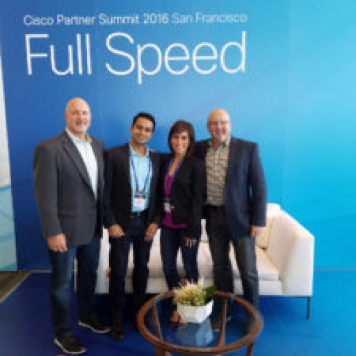 ANM Further Solidifies Partner Relationship with Cisco, Winning 2016 Commercial West Territory Partner of the Year at Cisco Partner Summit
