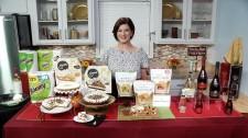 TV Host & Culinary Expert Ceci Carmichael