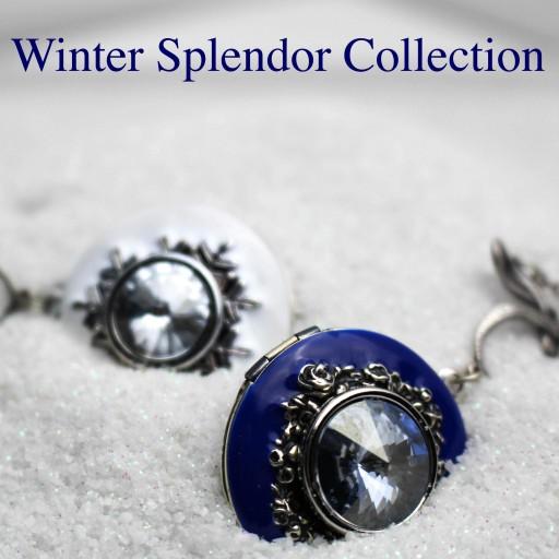 Purple Posy Releases the Winter Splendor Collection
