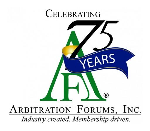 Arbitration Forums, Inc. Announces Payment Aggregation Offering