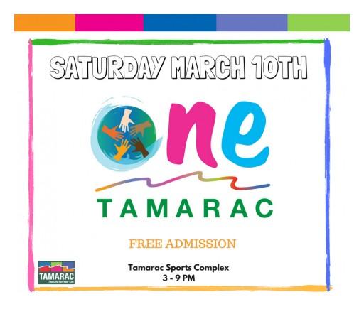 Tamarac Celebrates Diversity With One Tamarac Multi-Cultural Festival