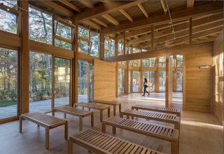 Walden Pond Visitor's Center - Concord, MA