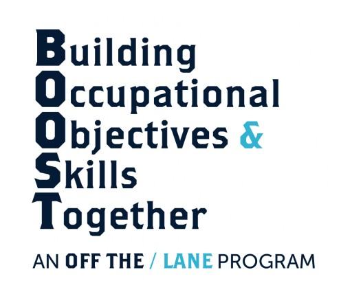 Off the Lane Announces New BOOST Career Guidance Program