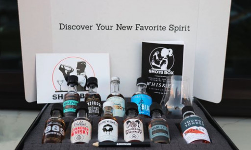 Shots Box Puts an End to the Hunt for Holiday Liquor Deals with Black Friday Promotion