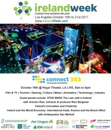 connect353 during IrelandWeek