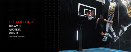 DreamCourts Backyard Basketball Court Can Increase a Home's Value