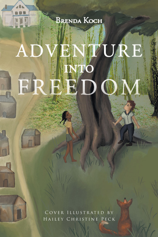 Brenda Koch's new book, 'Adventure Into Freedom', chronicles a promising odyssey of survival and peril in a broken America