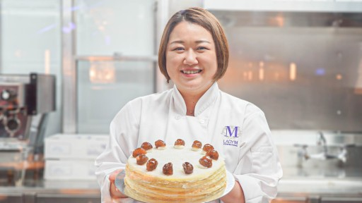 Chef Manami of Lady M New York Shares the Story Behind Her Cake Creations