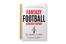 Fantasy Football Strategy Report Promises to be Game-Changer