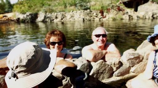 Colorado Historic Hot Springs Loop - English version 2016