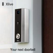 Xlive smart video doorbell