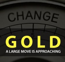 Gold-a large move is approaching